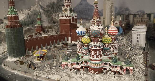Gulliver's Gate: World of tiny landmarks near Times Square
