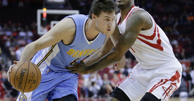 Rockets beat Nuggets 110-104 to secure 3rd seed in West