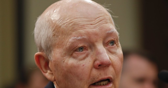 House GOP mad that favorite whipping boy still on job at IRS