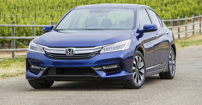 2017 Honda Accord Hybrid has top travel range in its class