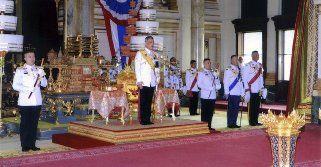 Thai king endorses new military-backed constitution