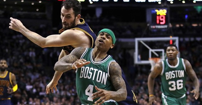 As the Cavs turn: Drama subsided, NBA champs hitting stride