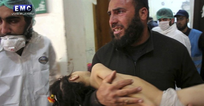 Survivors of Syria chemical attack grapple with fallout