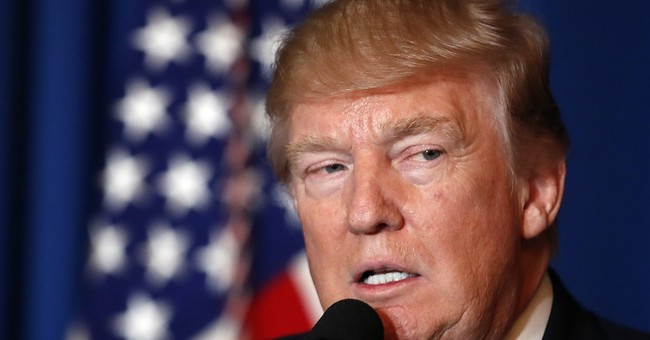 Once opposed to intervention, Trump says he can be flexible