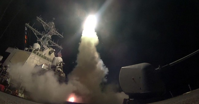 World response to US strike reflects divide over Syria