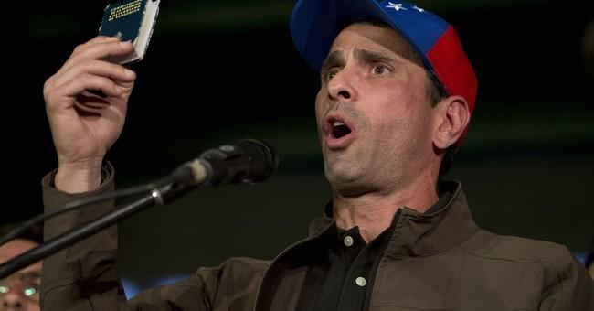 Venezuela opposition leader banned from running for office