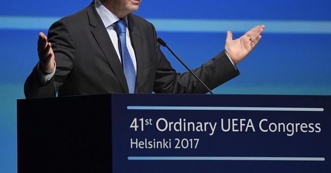 FIFA losses hit $369M in 2016; targeting $1B profit for 2018