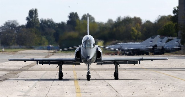 Military jet crashes in Serbia, 2 pilots killed