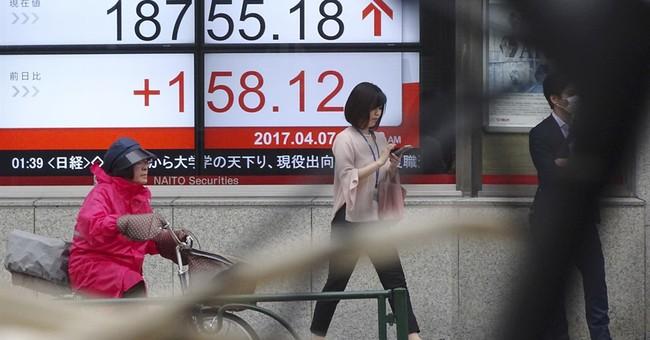 Asian markets on edge as US strikes Syria amid Xi summit