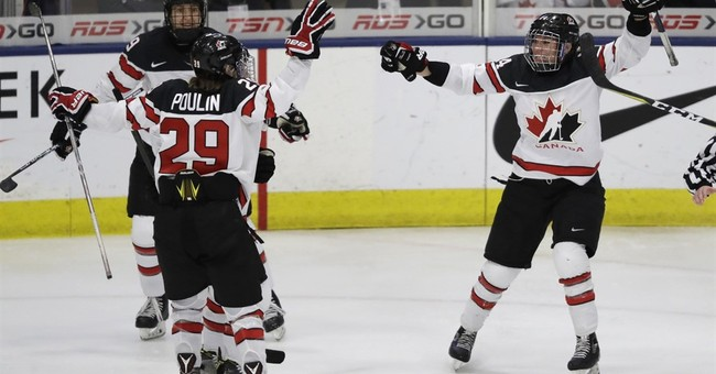 Hilary Knight scores in OT, US tops Canada for worlds title
