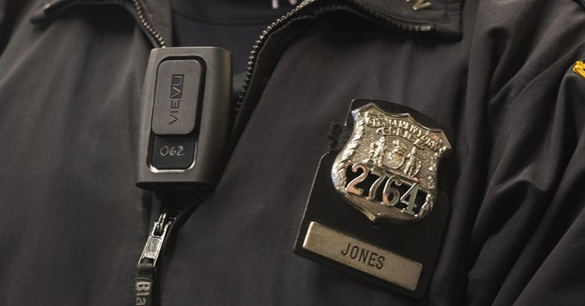 New York police set to deploy 1,200 bodycams around the city
