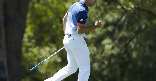 Masters traffic jam: Contenders galore at Augusta National