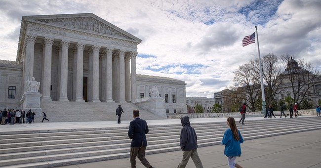 8 men confirmed by Senate didn't fill Supreme Court seats