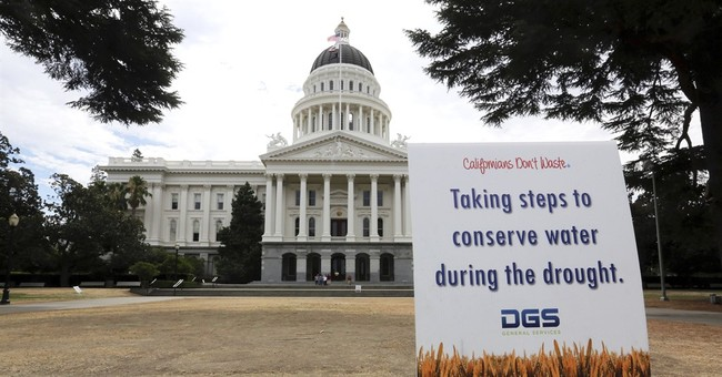 Dry fields, lost lawns: A look back at California's drought