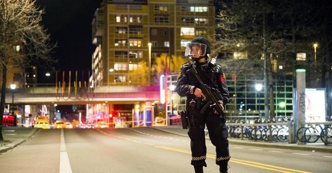 Norway police neutralize explosive device, arrest suspect