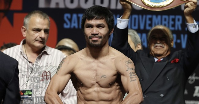 Manny Pacquiao to fight Jeff Horn in Brisbane on July 2