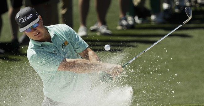 The Latest: Rose, Garcia on top at Masters after 3rd round