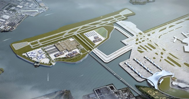 Could Rikers Island spell relief for busy LaGuardia Airport?