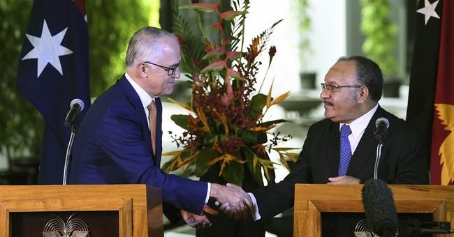 Australian leader vague on fate of asylum seekers