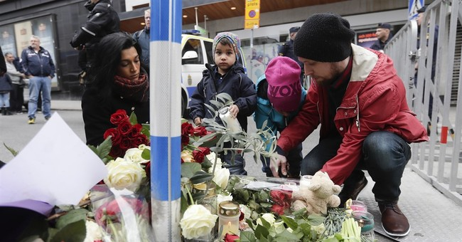 The Latest: Sweden says truck attack suspect is Uzbek-born