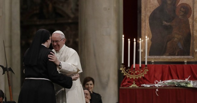 Pope raises own mortality in rallying youth to lead church
