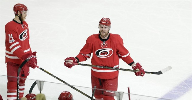 Hurricanes' Bickell, fighting MS, to retire at end of season