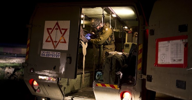 Israel treats thousands of war-wounded Syrians