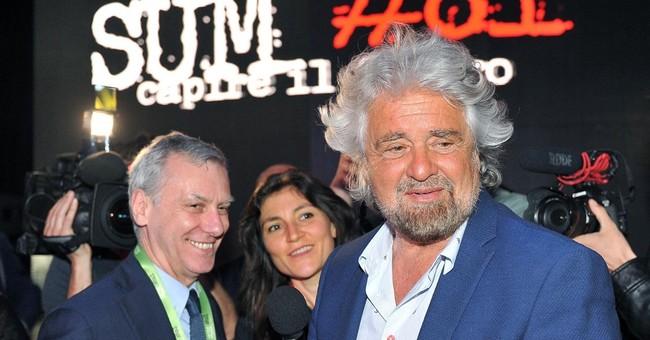 Italy's 5-Stars eye national office, hold technology summit