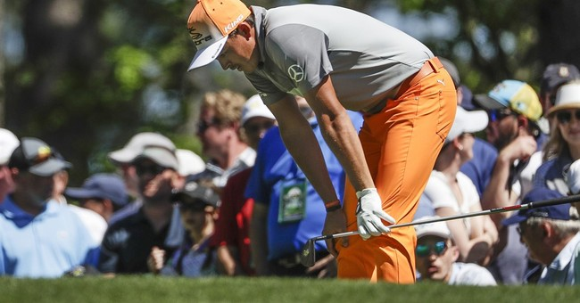 The Latest: Garcia wins 1st major title at the Masters
