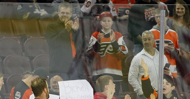 Canes' Bickell gets SO goal before retiring due to MS