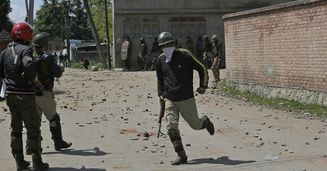 5 killed in anti-India protests on Kashmir by-election day