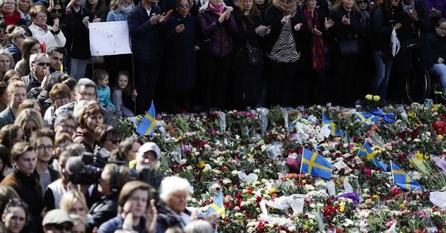 Suspect's status as failed asylum-seeker saddens Stockholm