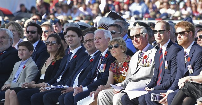 Canada commemorates centenary of pivotal  Vimy WWI battle
