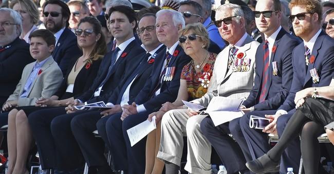 Canada commemorates centenary of pivotal  Vimy WWI battle