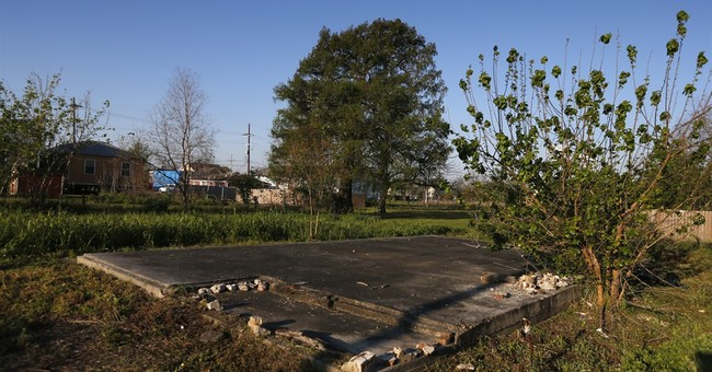 12 years post-Katrina, hope but concern in Lower 9th Ward