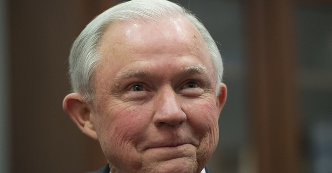 Sessions: I Will Recuse Myself From the Clinton Investigations