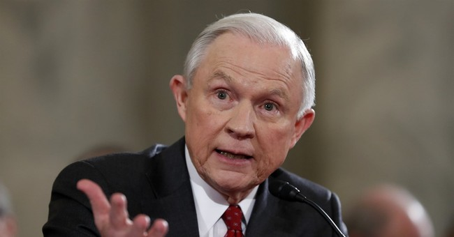 Why Left Opposes Sessions: He's Right; They're Wrong