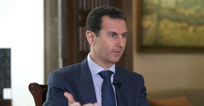 Assad: Chemical Attack Is a 'Fabrication'