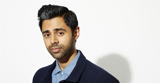 At WHCD Hasan Minhaj Pokes Fun at Trump's Sobriety which is Due to His Brother's Death from Alcoholism