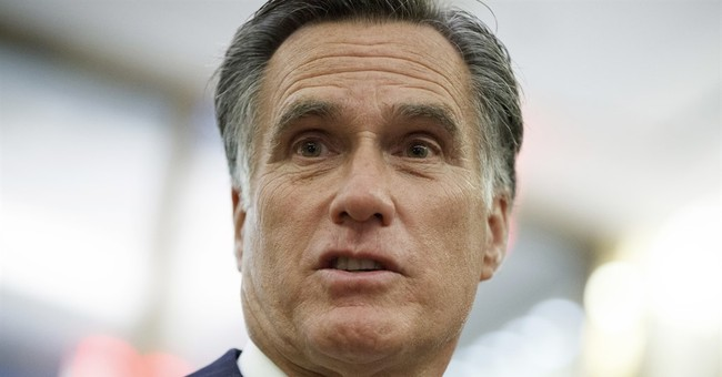Romney Wants Trump to Keep US in Paris Agreement...But Not Just for Environmental Reasons
