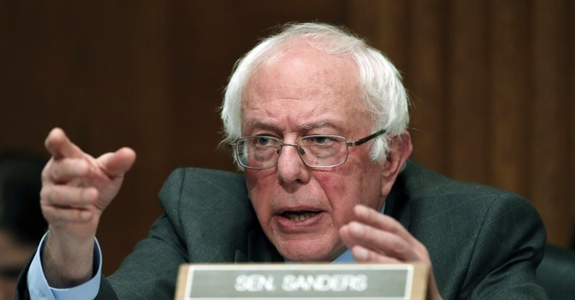 Bernie Sanders Has No Regrets Trying to Disqualify One of Trump's Christian Nominees