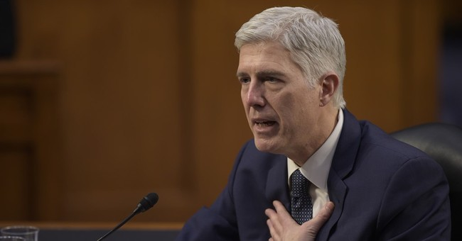 Ready or Not, Gorsuch Takes Top Court Seat a Week After Oath