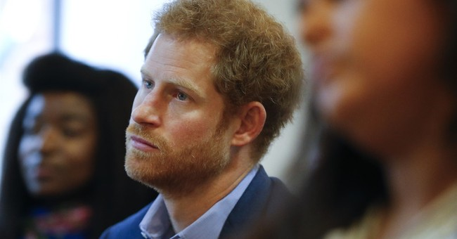 Prince Harry Reveals Mental Health Struggle Following Death of His Mother