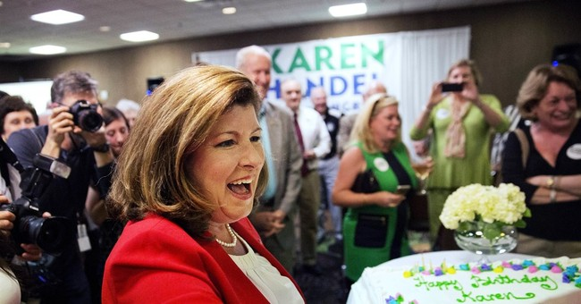 Surge: Handel Takes Narrowest of Leads in Final GA-06 Polling, Race Extremely Close