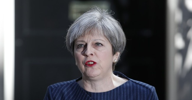 May Calls For Snap Election in June