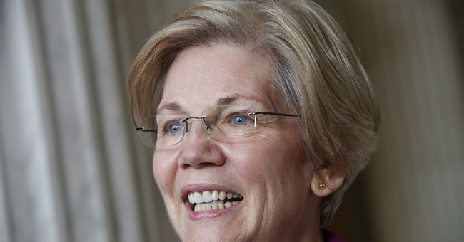 "Sen. Warren Is Selling ""She Persisted"" P**syhats"