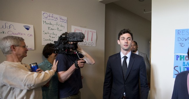 BREAKING: Democrats Fall Short in Much-Hyped Georgia Special Election, Run-Off To Come