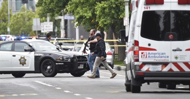AP: Fresno Shooter Didn't Yell 'Allahu Akbar' ... He Said God Is Great In Arabic