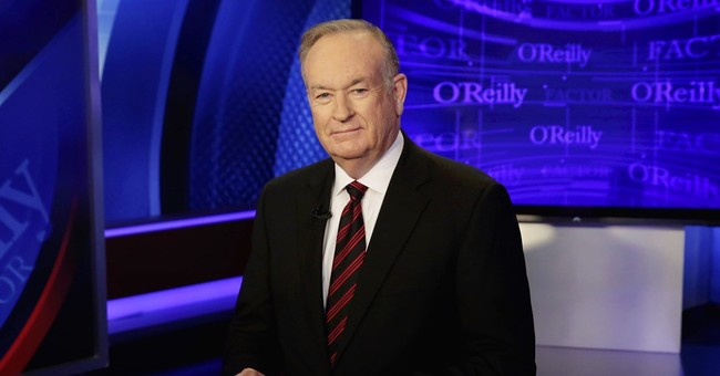 First Roger Ailes, Now Bill O'Reilly