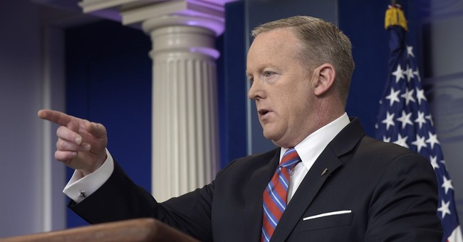 The Shameless Sean Spicer Hitler Hypocrisy